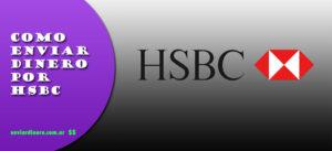 Como enviar dinero por HSBC