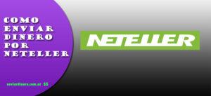 Como enviar dinero por Neteller