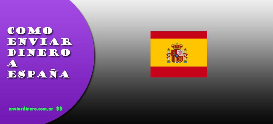como enviar dinero a espana