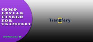 Como enviar dinero por Transfery